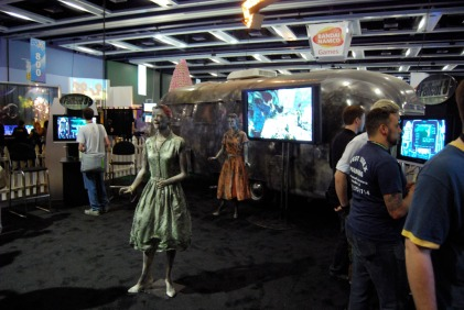 Fallout 3 booth at PAX/Picture Joystiq
